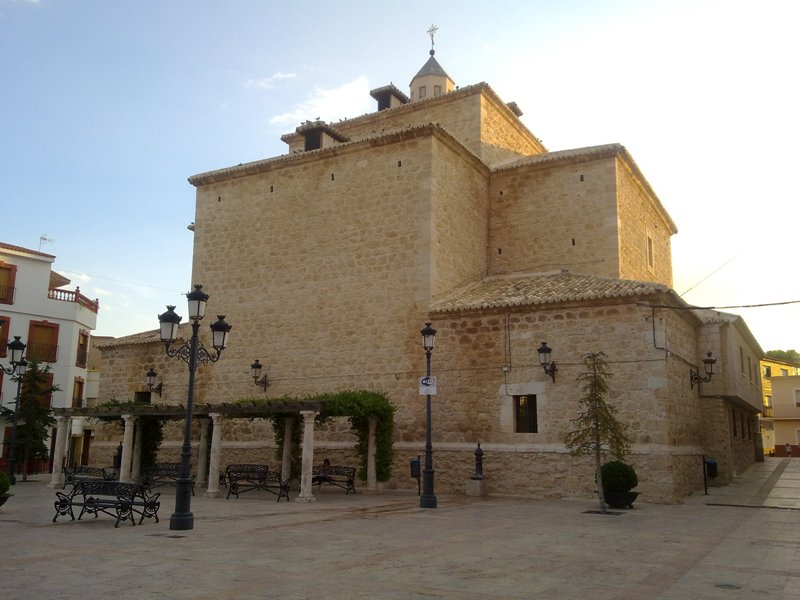 063 Iglesia de San Pedro Apóstol (Pedro Muñoz)